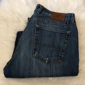 Lucky Brand | Lt Wash 181 Relaxed Straight Jean 📦